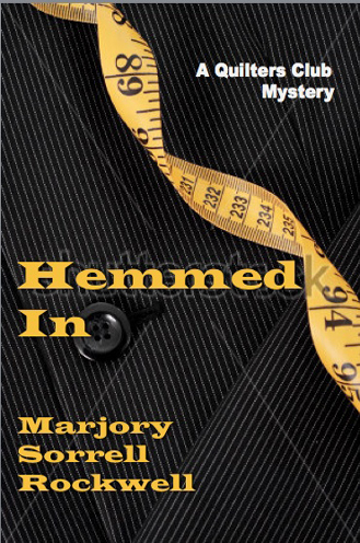 Hemmed In (A Quilters Club Mystery No. 4)